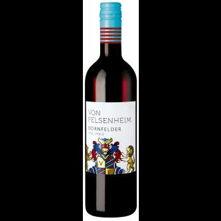 2018 Von Felsenheim Dornfelder Trocken - Weingut Tement
