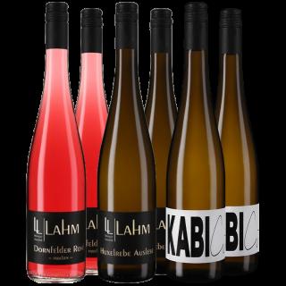 """""""Die Neuen"""" -Paket - Weingut Lahm"""