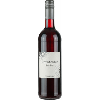 2019 Dornfelder trocken - Weingut Petershof