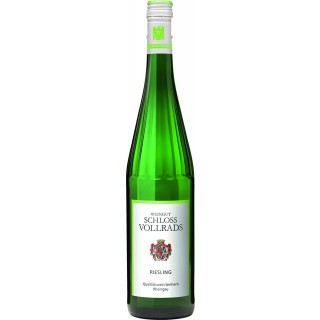 2019 Riesling Qualitätswein feinherb - Schloss Vollrads