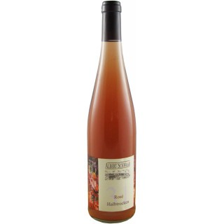 2019 Rosé halbtrocken - Weingut Albert Schwaab