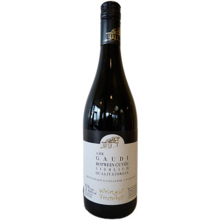 2016 AHR Cuvée Gaudi QbA lieblich - Weingut Försterhof