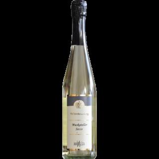 2019 Muskateller Perlwein - Secco - trocken - Weinkellerei Wangler
