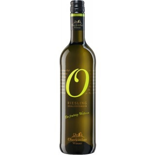2016 Collection O Riesling QbA feinherb - Oberkircher Winzer