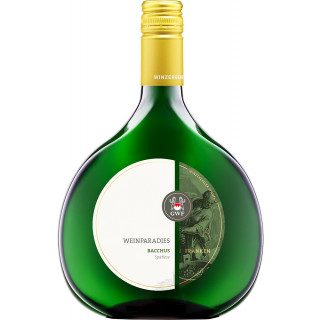 2019 Weinparadies Bacchus Spätlese lieblich - Winzergemeinschaft Franken eG