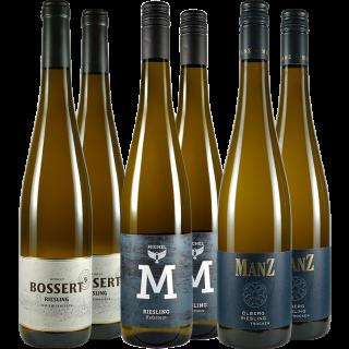 Rheinhessen Riesling Premium Paket