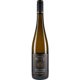 """2018 Riesling """"Schilfsandstein"""" trocken - Weingut Notz"""