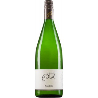 2018 Riesling feinherb 1L - Weingut Götz