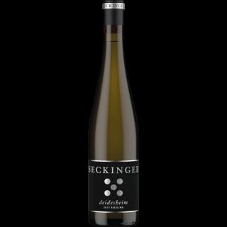 2017 Seckinger Riesling Deidesheim trocken - Weingut Seckinger