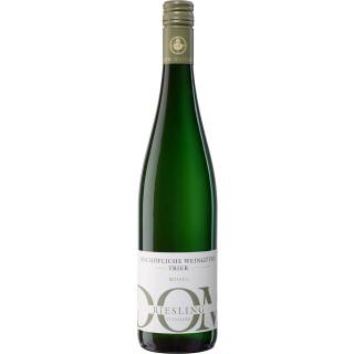 2018 DOM Riesling Feinherb - Bischöfliche Weingüter Trier