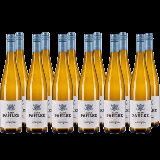 2018 Kleinkarlbacher Kieselberg Grauburgunder trocken 12er Paket - Weingut Hahn Pahlke