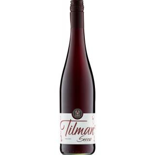 Tilman Secco Rot (GWF) trocken - Winzergemeinschaft Franken eG