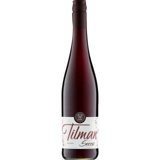 Tilman Secco Rot trocken - Winzergemeinschaft Franken eG (GWF)