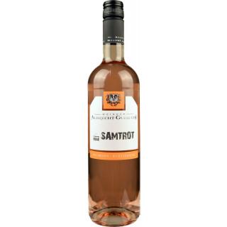 2020 Samtrot Rosé Kabinett halbtrocken - Weingut Albrecht-Gurrath