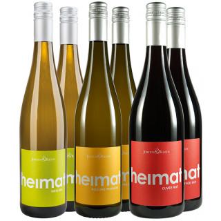 """""""HEIMAT im Glas""""-Paket - Weingut Josten & Klein"""