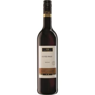 2016 Cuveé Pinot Rot QbA trocken - Remstalkellerei