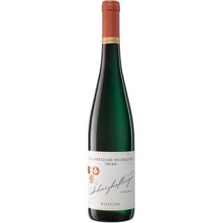 2018 Scharzhofberger Riesling Spätlese Edelsüß - Bischöfliche Weingüter Trier