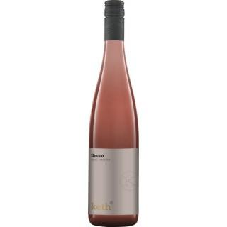 Secco Rosé Perlwein trocken - Weingut Keth
