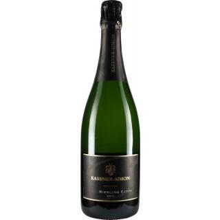 2016 Riesling Sekt Extra Brut - Weingut Kassner Simon