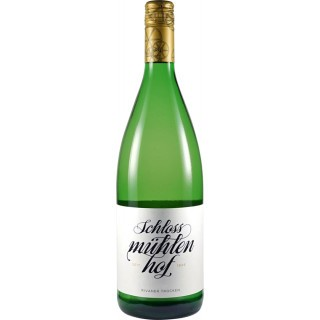 2018 Rivaner QbA trocken 1L - Weingut Schlossmühlenhof