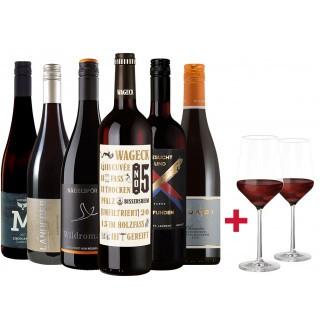 Rotwein Genuss Paket