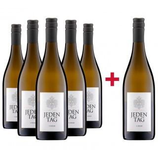 JEDEN TAG Cuvée weiß Paket // Weingut Franz Keller