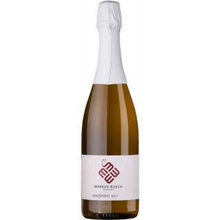 2015 Riesling Sekt Brut - Weingut Busch