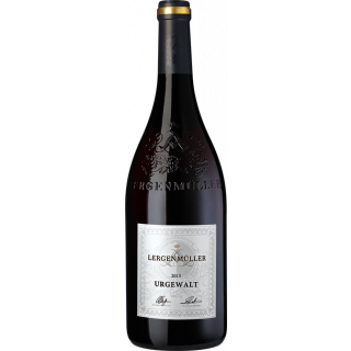 2015 Urgewalt Rotwein trocken - Weingut Lergenmüller
