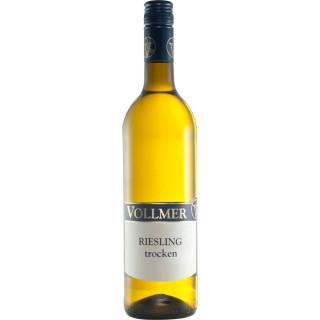 2016 Riesling trocken - Weingut Roland Vollmer
