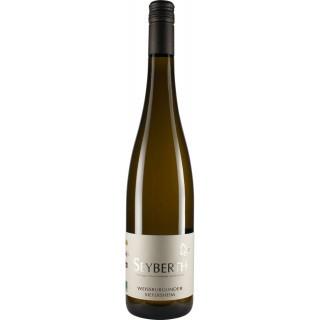 2016 Siefersheimer Weißer Burgunder trocken BIO - Weingut Seyberth