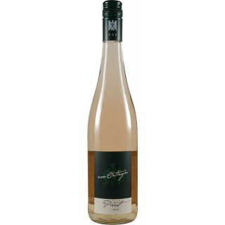 2016 Pinot Rosé feinherb - Weingut von Oetinger