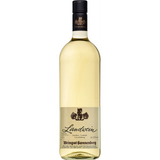 2020 Ahrtaler Landwein feinherb 1,0 L - Weingut Sonnenberg