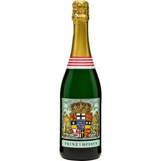 2016 Prinz von Hessen Riesling Gutssekt extra trocken - Weingut Prinz von Hessen