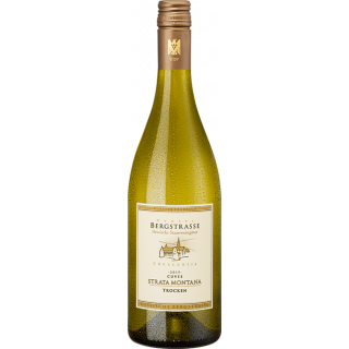 2015 Crescentia Cuvée Strata Montana Trocken - Kloster Eberbach