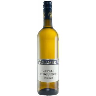 2016 Weisser Burgunder trocken - Weingut Roland Vollmer