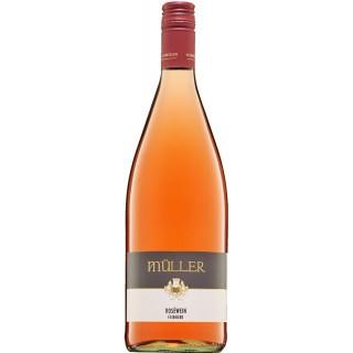 2019 Rosé feinherb 1,0 L - Weingut Axel Müller