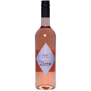 2020 Rosé Ballade trocken - Weingut Doreas