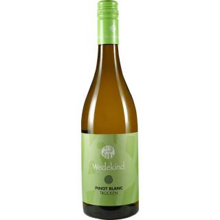 2016 Niersteiner Pinot Blanc trocken Bio - Weingut Wedekind