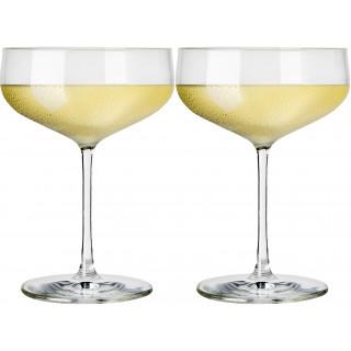 2er-Set Zwiesel Kristallglas Air Champagnerschale