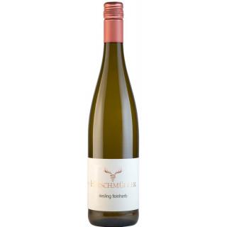 2018 Riesling feinherb - Wein- und Sektgut Hirschmüller