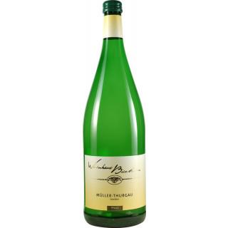 2020 Müller-Thurgau trocken 1,0 L - Weinhaus Büchner