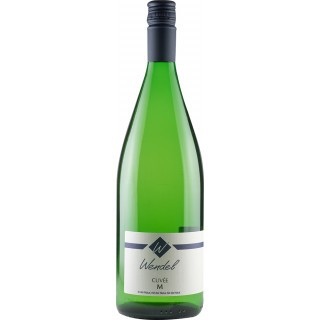 2019 Cuvée M süß Bio 1,0 L - Weingut Klaus und Judith Wendel