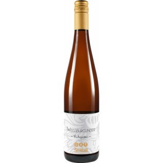 2017 Weißburgunder Kalkstein Trocken - Weingut Strub