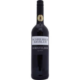 2016 Dornfelder Classic - Weingut Schreiber-Kiebler
