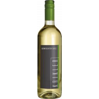 2020 Gemischter Satz trocken - Weingut Krikler