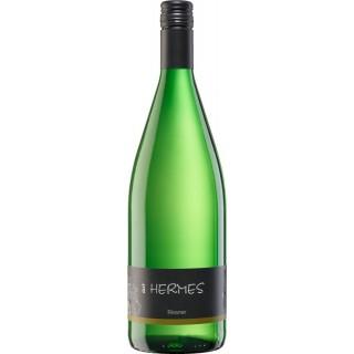 2019 Rivaner halbtrocken 1,0 L - WeinGut Hermes