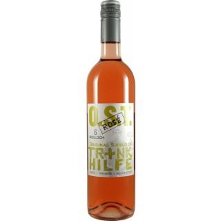 "2019 ""Trinkhilfe"" rosé trocken - Weingut Siegloch"