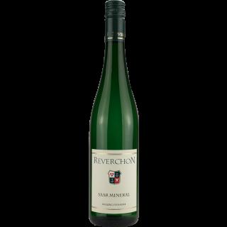 2017 Saar Mineral Riesling feinherb - Weingut Reverchon