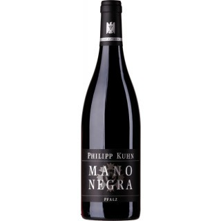 2016 Rotweincuvée Mano Negra - Weingut Philipp Kuhn