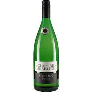 2018 Riesling trocken 1L - Weingut Schreiber-Kiebler